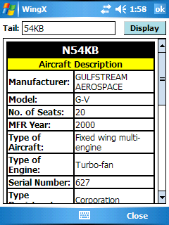 engine serial number search